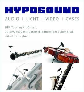 Hyposound AG DPA 4099 Classic Set